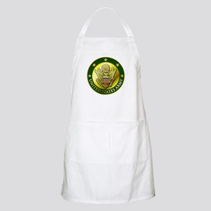 Army Green Logo BBQ Apron