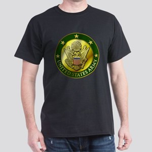 Army Green Logo Dark T-Shirt