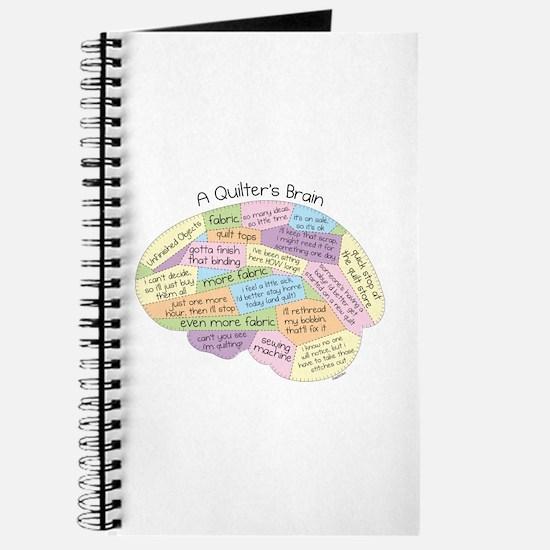 Quilter's Brain Journal