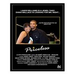 AJ Epyx Productions' Priceless Small Poster