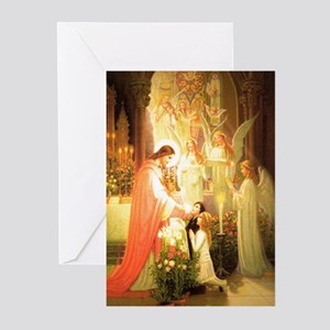 Angelic Choirs Greeting Cards