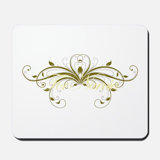 For Narnia Mousepad