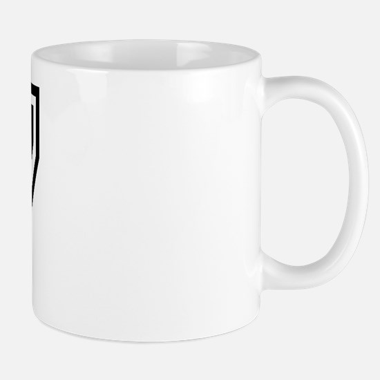 Varsity Uniform Number 77 Mug