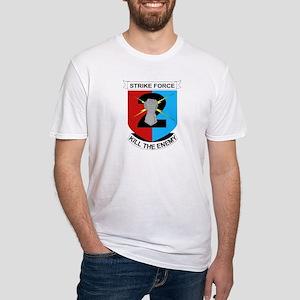 DUI - 2nd Stryker BCT Fitted T-Shirt