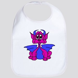 Baby dragon Cotton Baby Bib
