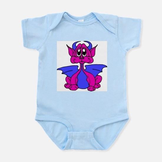Baby dragon Baby Light Bodysuit
