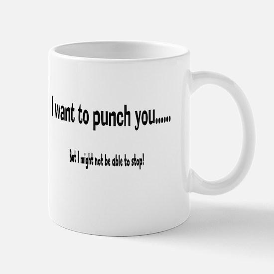 Cute Kickboxing Mug