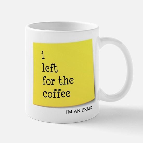 EXMO Coffee Mug