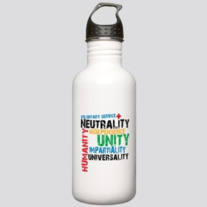 Red Cross - Stainless Water Bottle 1.0L
