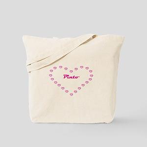 Pinto Valentine Tote Bag