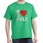 I Love Nole! Dark T-Shirt