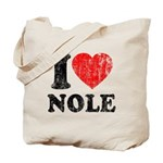 I Love Nole! Tote Bag