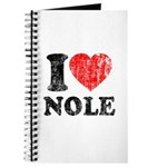 I Love Nole! Journal