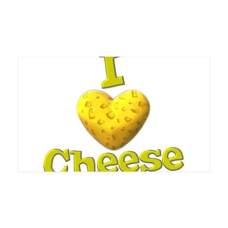 funny cute i heart love cheese cheesey heart 35x21