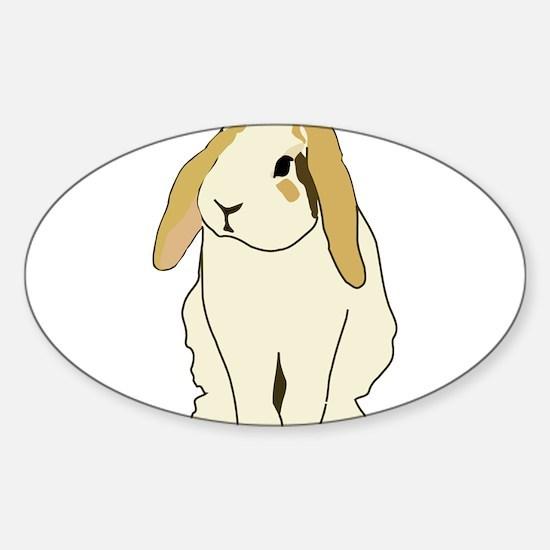 Lop Rabbit Decal