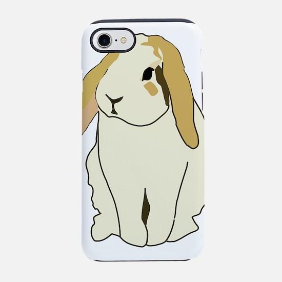 Lop Rabbit iPhone 7 Tough Case