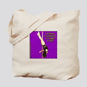 """Fallen Angel"" Tote Bag"