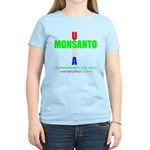 Contaminating the Food Supply Women's Light T-Shir