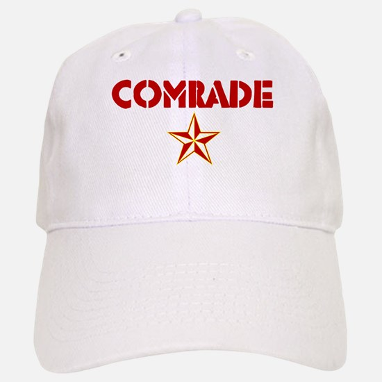 Communist Comrade Baseball Baseball Cap