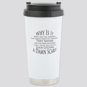 Why Is It Stainless Steel Travel Mug