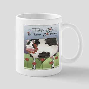 Wise Old Cow Mug