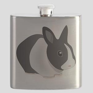Dutch Rabbit Flask