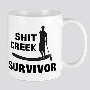 Shit Creek Survivor Mug