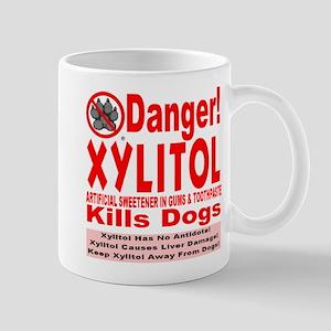 Danger! Xylitol Kills Dogs! Mug