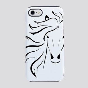 Horse iPhone 7 Tough Case