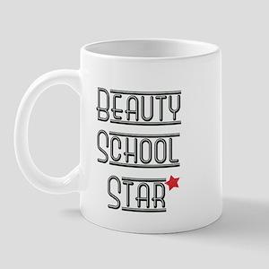 Beauty School Star Mug