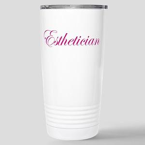 Esthetician Stainless Steel Travel Mug
