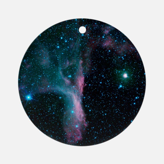 Nebula DG129 Ornament (Round)