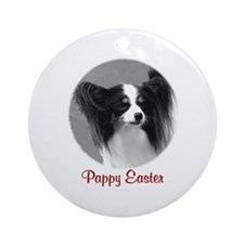 Pappy Easter Ornament (Round)