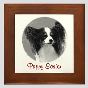 Pappy Easter Framed Tile