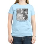 Robots and Gerbils Women's Light T-Shirt