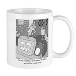Robots and Gerbils Mug