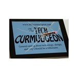 Tech Curmudgeon Rectangle Magnet (100 pack)