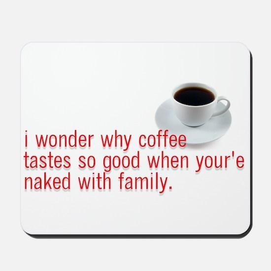 Engrish Coffee Mousepad