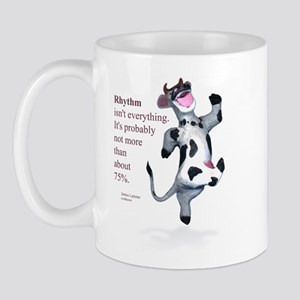 Rhythm Isn't Everything Mug