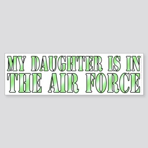 Military relatives series (bumper sticker 10x3)