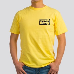 SD Fantasy Land Yellow T-Shirt
