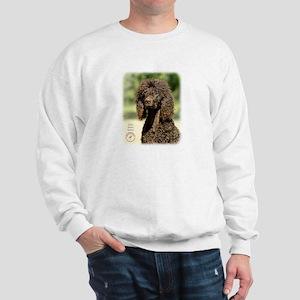 Irish Water Spaniel 9R032D-363 Sweatshirt