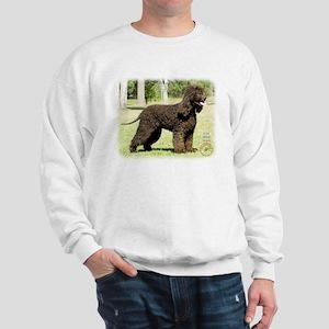 Irish Water Spaniel 9R032D-232 Sweatshirt
