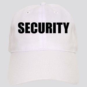 SECURITY Event Staff-Bouncer Cap