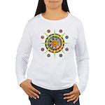 Celtic Stargate Women's Long Sleeve T-Shirt