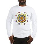 Celtic Stargate Long Sleeve T-Shirt