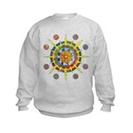 Celtic Stargate Kids Sweatshirt