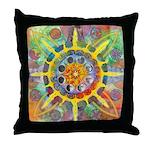 Celtic Stargate Throw Pillow