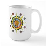 Celtic Stargate Large Mug