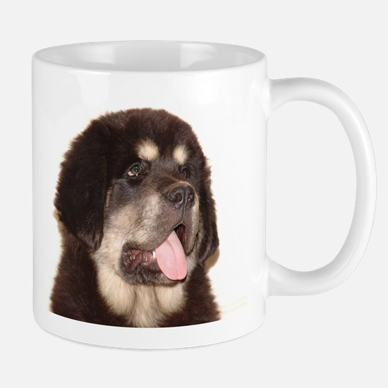 Unique Tibetan mastiff Mug